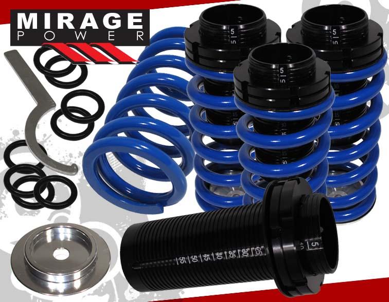 97 01 Honda Prelude 98 02 Accord Adjustable Lower Springs