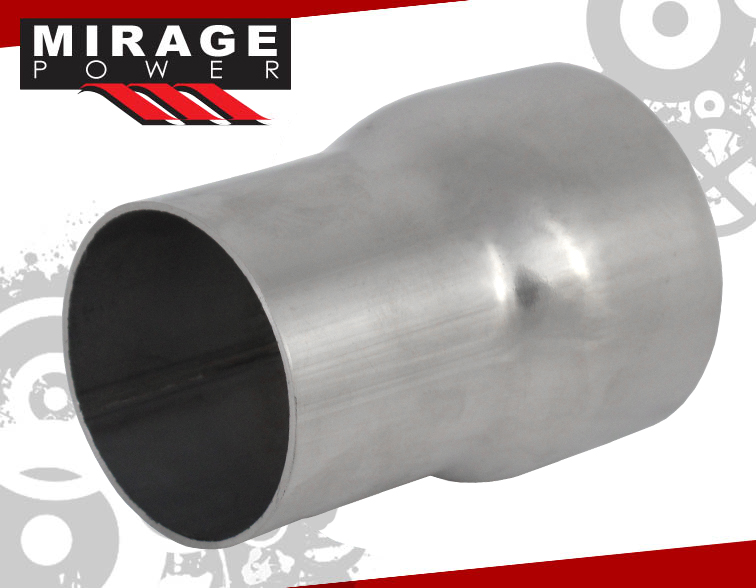 Quot inch to weldable turbo exhaust stainless